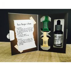 E liquide Roo's - The Cabinet Collection