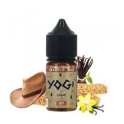 Concentré Vanilla Tobacco Granola Bar 30ml - Yogi