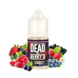 Concentré Dead And Berry'D 30 ml - Kinetik Labs