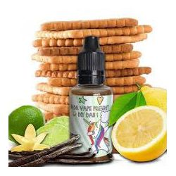 Concentré Vanille Biscuit 2 Lemons  30ml - Diy Dab (In Da Vape)