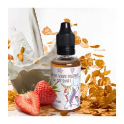 Concentré Peanut Butter Milk And Crackers  30ml - Diy Dab (In Da Vape)