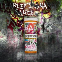 E liquide Farley's Gnarly Sauce 50 ml - Bad Drip