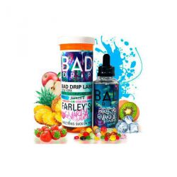E liquide Farley's Gnarly Sauce Iced Out 50 ml - Bad Drip