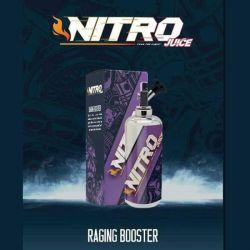 E liquide Raging Booster 50 ml - Nitro Juice
