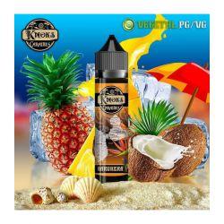 E-liquide Karukera 50 ml - Knoks Caraïbes