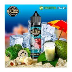 E-liquide Madinina 50 ml - Knoks Caraïbes