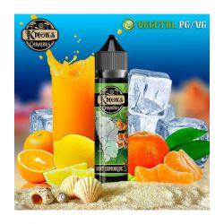 E-liquide Saint Dominique  50 ml - Knoks Caraïbes