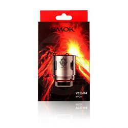 Résistances TFV12  X4 - 0,15 Ohm - Smoktech