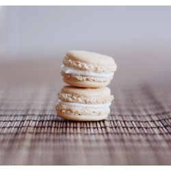 THJ Arôme Gourmet Macarons Vanille