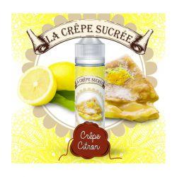 E liquide Crêpe Citron 50 ml - La Crêpe Sucrée
