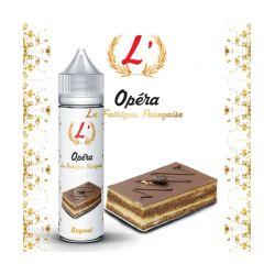 E-liquide l'Opéra 50ml - La Fabrique Française