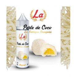 E-liquide La Perle Coco 50ml - La Fabrique Française