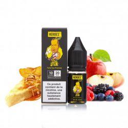 E liquide sel de Nicotine Heroes - Bruce Vape 10ML - Pro Vape