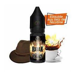 E liquide sel de Nicotine -  Relax  10ML - Eliquid France