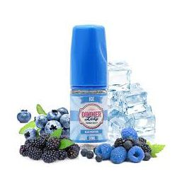 Concentré Blue Menthol Ice 30ml - Dinner Lady