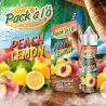 E-liquide Peach Lemon - Pack à l'ô